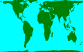 the northern countries are not as big as Magellan makes them look - see the equal-areas Peters projection of the world